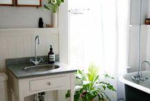 bathroom:laundry room / by Amy Srey