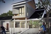 R House / Programmatic : Housing Location : Bandung, Indonesia   gubah ruang #gubahruang  www.gubahruang.com