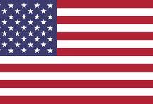 AMERIKAI EGYESÜLT ÁLLAMOK / The United States of America (USA) Zászlója, Himnusza, tag államai (50), Nemzeti parkjai, stb ........ *http://hu.wikipedia.org/wiki/Amerikai_Egyesült_Államok