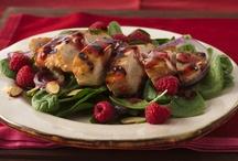 Favorite Recipes-Salads & Sandwiches
