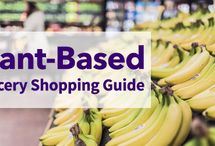 Plant based diet shopping guide