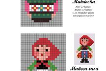 Hama beads patterns