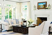 INTERIOR INSPIRATIONS / all about that traditional home decor.