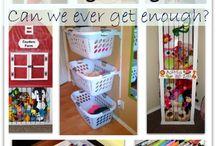 Organize me / by Lita Ackerman Johnson