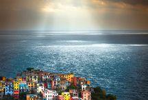 Qinque Tere, Italia