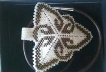 Beyaz üçgen