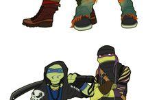 les tortures ninja