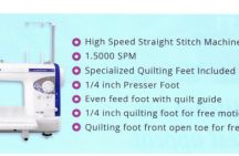 JUKI sewing & quilting machines