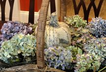 Fall Decorating / by Margeaux B.