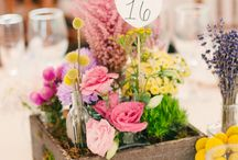 Bold & Bright / by H.Bloom Weddings