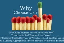 India's Leading Aggregator in Online Payment services