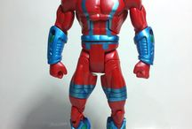 DC & Marvel Superheroes / Koleksi action figure DC & Marvel yang ready stok.