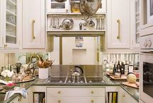 small kitchen / by Andraya Northrup