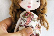 Dolls I Love / Precious dolls of different Artists I admire.