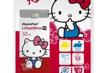 PhotoFast i-FlashDrive A Hello Kitty / PhotoFast i-FlashDrive A Hello Kitty
