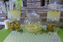 δροσερή λεμονάδα κέρασμα γάμου βάφτισης / δροσερή λεμονάδα κέρασμα γάμου