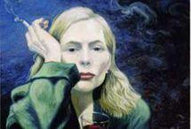 Joani Mitchell artist