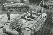 British Armour WW2-Post Korea