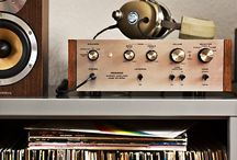 Vintage Audio / by Halin Vig