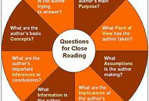 Close reading / by Suzanne Roberts
