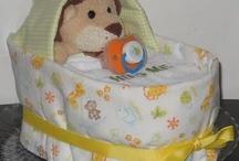 Ideas for baby showers / by Kattie McGrane