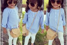 Outfits for Raelynn