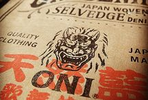 ONI DENIM / This rare, legendary, sought after and, above all, magnificent denim is now available and shipping worldwide at www.denimio.com.