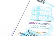 Inner Excavation Pages / by Bonita Rose
