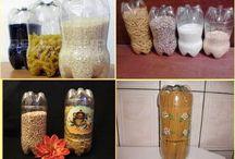 PET palack ötletek