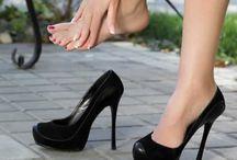 sapatos e conforto