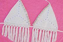 Crochet: BEACH WEAR