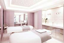 Beauty, wellness & spa / Bien être et spas luxueux