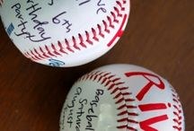Baseball Birthday Party / by Kristyn Wilson
