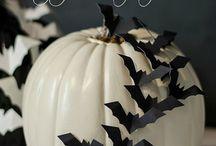 batty for Halloween