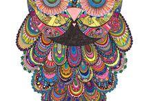 Owls / by Jennifer Delgado