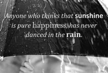 Rain Solitude / Bliss / by Deirdre Monique Austin