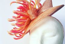 My instagram / Millinery, hats, headpieces made by me from my Insta