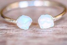 Opálové prstene