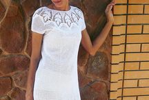 Dress -easy to crochet
