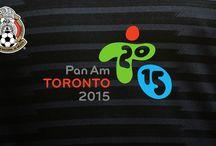Juegos Panamericanos Toronto 2015 / Sigue la participación de nuestros representativos nacionales Varonil y Femenil del 11 al 26 de Julio en Toronto, Canadá.