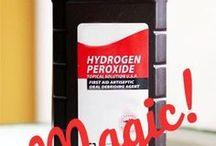 Info: Hydrogen Peroxide
