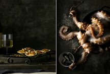 food photography - dark / food photography and styling in a dark moody aesthetic