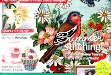 Cross Stitch / Cross Stitch patterns and instructions / by Stephie Mae