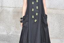 Loose dresses