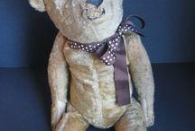 antik maci, játék, játékmackó, antique teddy bears, toys