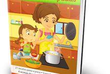 Cocinando con Roxy / Recetas fáciles, saludables, con ingredientes naturales... Real food, cook at home / by Roxy González