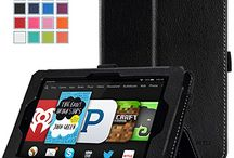 Best Kindle Fire HD 7 Cases for Kids / There are beautiful cases for kids keeping in mind the design and quality in delivering what kid expects and how he would handle the kindle fire.