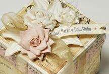 Just boxes / paper crafts / by Teresa Espinoza