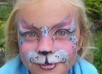 Рисуем на лице