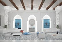 Moroccan interion design